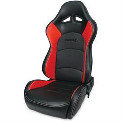 Procar 80-1616-58L Evolution Seat, Driver, Vinyl