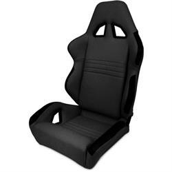 Procar 80-1600-51L Rave Seat, Driver, Vinyl