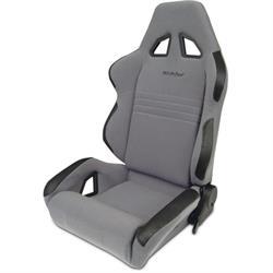 Procar 80-1600-62L Rave Seat, Driver, Velour