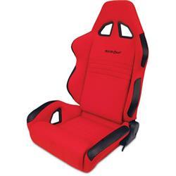 Procar 80-1600-64L Rave Seat, Driver, Velour