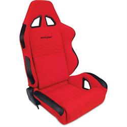 Procar 80-1600-64R Rave Seat, Passenger, Velour