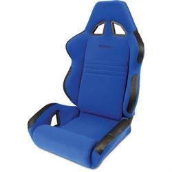 Procar 80-1600-65L Rave Seat, Driver, Velour