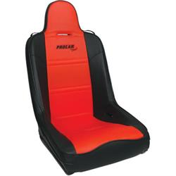 Procar 80-1620-58 Suspension Seat, Neutral, Vinyl/Vinyl