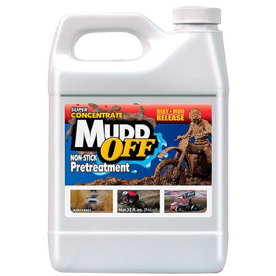 Mudd Off P601 Mud Release Agent, 1 Quart