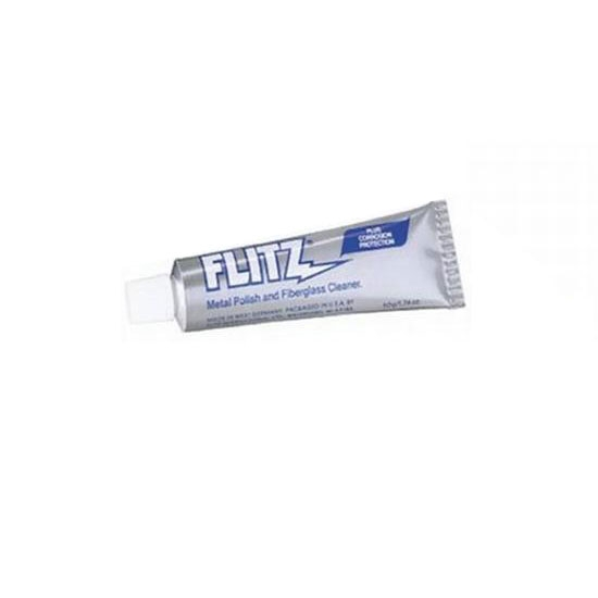 Flitz BP-03511 Metal Polish, 1.7 Oz Tube