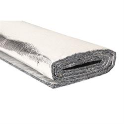 Aluminized Heat and Noise Insulation Shield, Double Sided