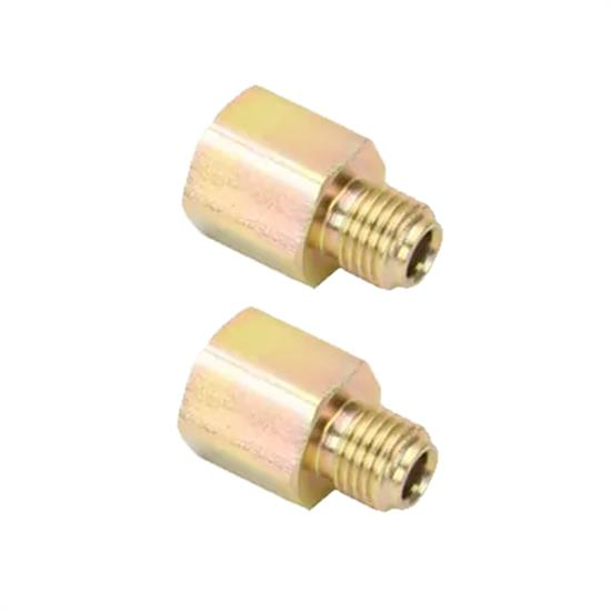 Adapter Fitting 1//8 Inch NPT to 3//8 Inch-24 IFM