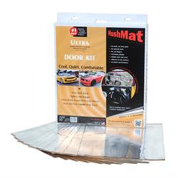 HushMat Ultra Door Kit - Thermal and Sound Insulation