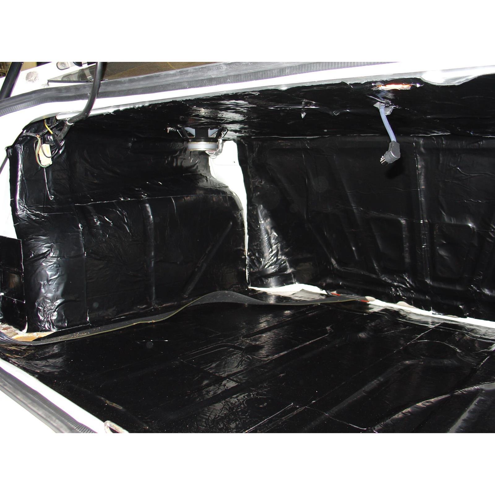 Hushmat 622644 Trunk Insulation Kit, 1964-67 Chevelle