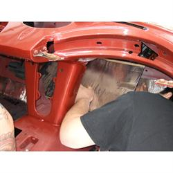 Hushmat 627632 Firewall Insulation Kit, 1963-67 Corvette