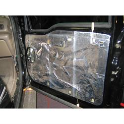 Hushmat 612943 Sound and Thermal Insulation Kit 1994-1998 Mustang Doors