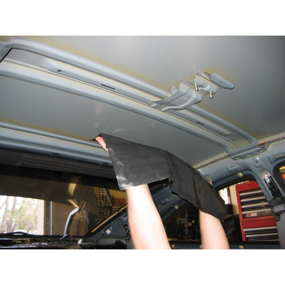 Full Size Firewall 1973-1977 El Camino Hushmat 623732 Sound and Thermal Insulation Kit