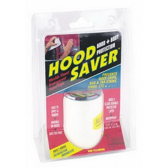 Hood Saver Protective Clear Hood and Body Tape, 12 Ft. Roll