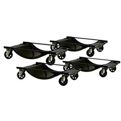 Speedway 1000 Lb. Wheel Dollies, Set of 4