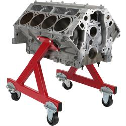 Speedway GM LS V8 Rolling Engine Storage Stand