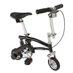 Speedway Billy's Big Bike Mini Bicycle, Black