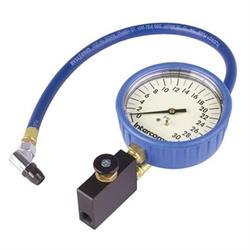 Intercomp 360086 Fill Bleed and Read Tire Pressure Gauge