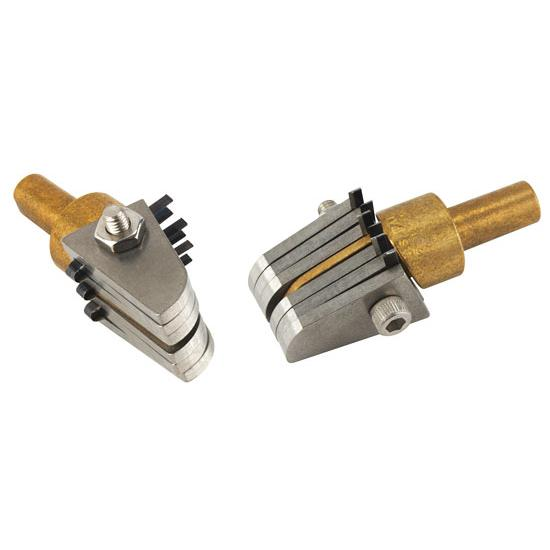 Speedway Tire Siper Tool Head with Multiple Blades