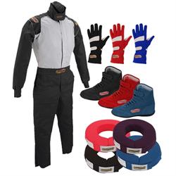 Speedway Single Layer One Piece Racing Suit Combos