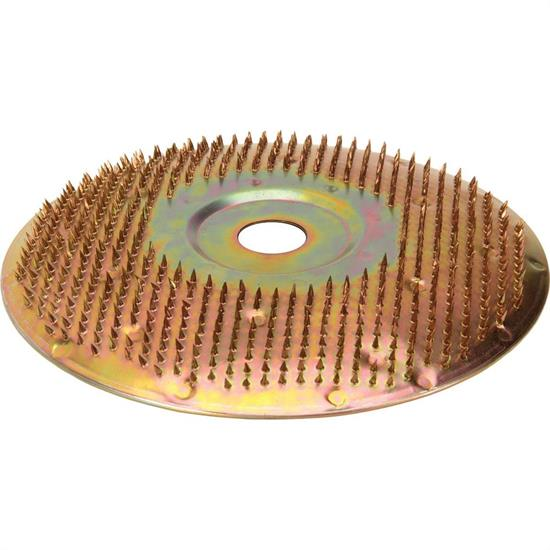 Speedway Tire Grinding Disc, 7 Inch Nail Head