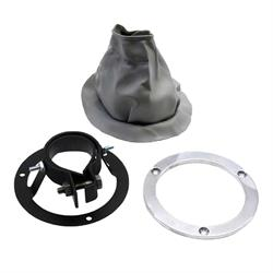 Adjustable Steering Column Floor Mount and Boot Kit, 2-1/4 Inch