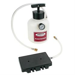 Motive Products 0105 Pressure Brake Bleeder, Square Master Cylinders