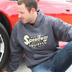 Vintage Speedway Equipped Hoodie