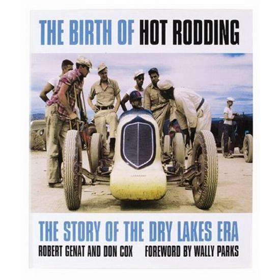 Book - The Birth of Hot Rodding