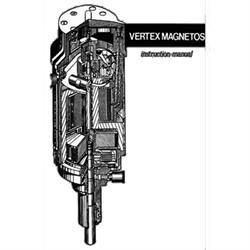 Vertex V-1040 Magneto Service Manual