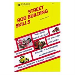 Steve Smith Autosports S132 Street Rod Building Skills Book