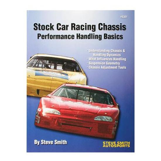 Steve Smith Autosports S301 Stock Car Racing Chassis Book