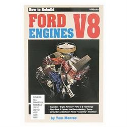 Book - How To Rebuild Ford V8 Engines Book