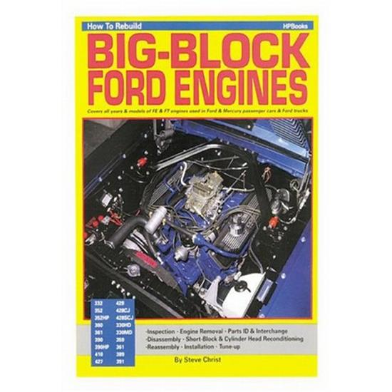 Book - How To Rebuild Big-Block Ford Engines