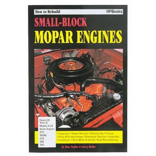 Book - How To Rebuild Your Small Block Mopar