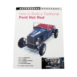 Book - How to Build a Traditional Ford Hot Rod