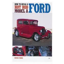 Book - How to Build a Hot Rod Model A Ford