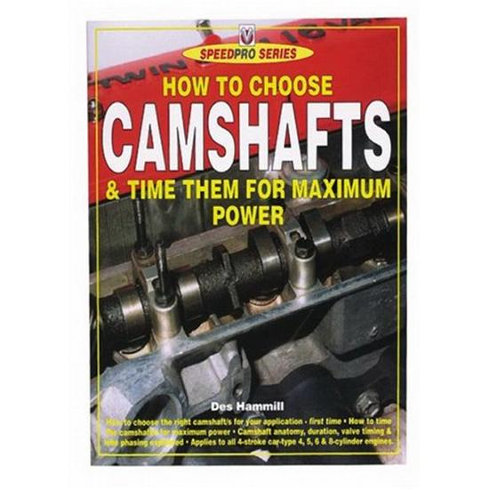 Motorbooks How To Choose Camshafts, Book