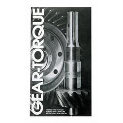 Book - Flathead Gear and Torque Tips