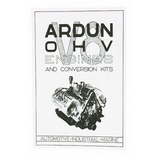 Pamphlet - Ardun OHV Engine & Conversion Information