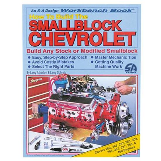 CarTech SA26 How To Build The Small Block Chevy, Book