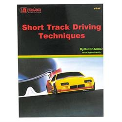 Steve Smith Autosports S165 Book - Short Track Driving Techniques