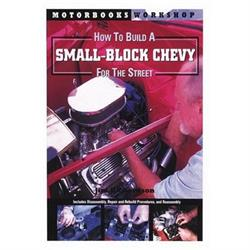 How to Build a S/B Chevy for the Street Book