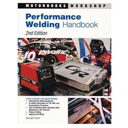Motorbooks Performance Welding Handbook