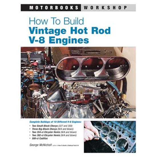 How to Build Vintage V-8s