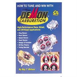 Book - How To Tune and Win With Demon Carburetion