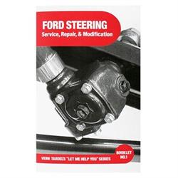 Ford Steering Box Guide Book - Service, Repair, and Modification