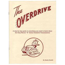 Book - Borg Warner Overdrive