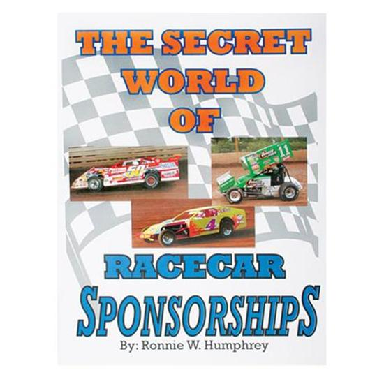 Book - The Secret World of Race Car Sponsorships