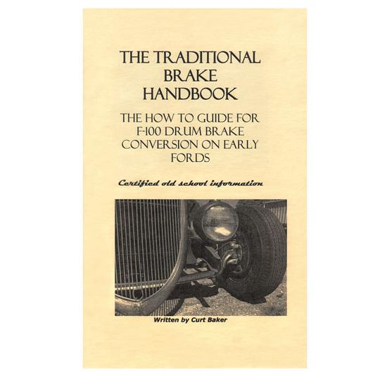 Book - The Traditional Brake Handbook