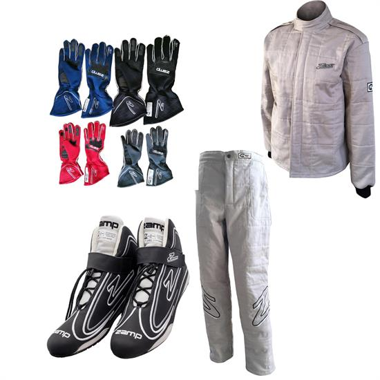 Zamp ZR-30 Triple Layer Two-Piece Racing Suit Combo